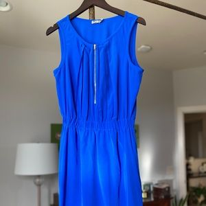 Eliza J Blue Cocktail Dress